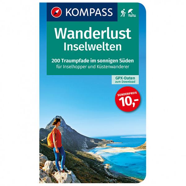 Wanderlust Inselwelten - Walking guide book