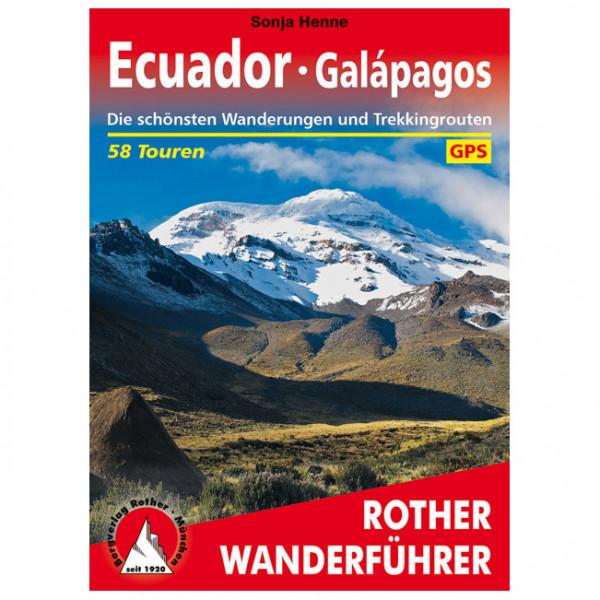 Ecuador Galapagos - Walking guide book