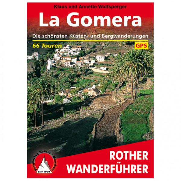 Bergverlag Rother - La Gomera - Walking guide book