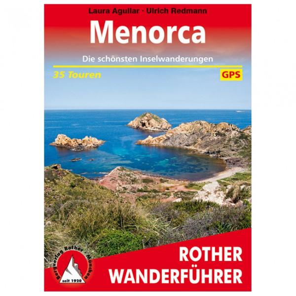 Bergverlag Rother - Menorca - Guide de randonnée