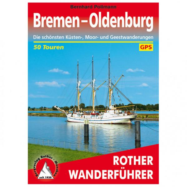 Bergverlag Rother - Bremen – Oldenburg - Wandelgidsen