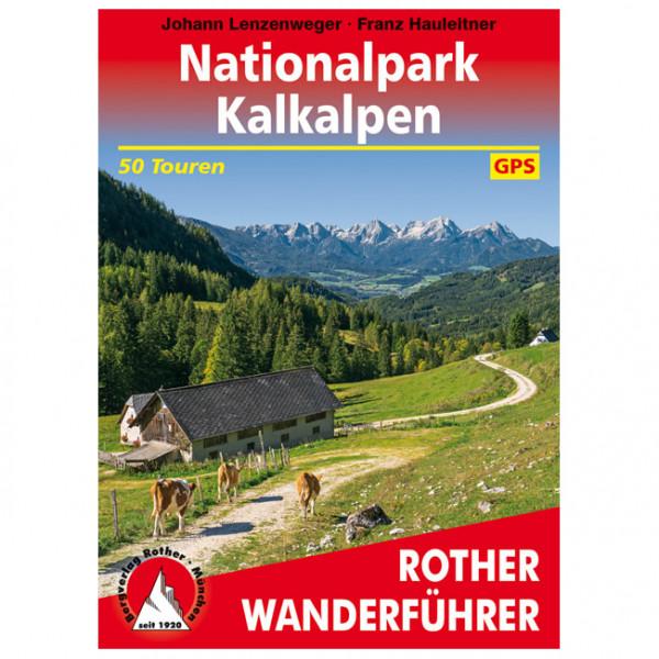 Bergverlag Rother - Nationalpark Kalkalpen - Guide de randonnée
