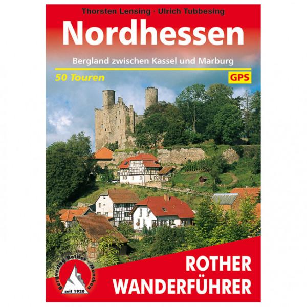 Bergverlag Rother - Nordhessen - Vandringsguider