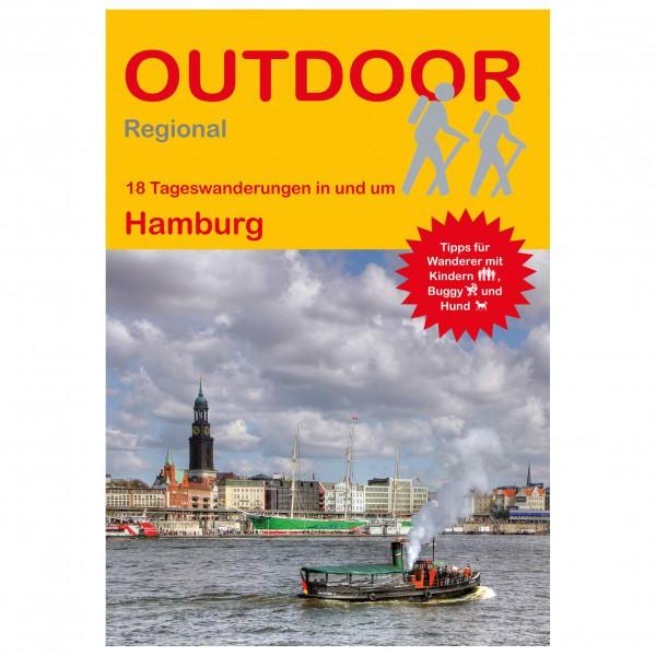 Conrad Stein Verlag - 18 Tagestouren in und um Hamburg - Guide de randonnée