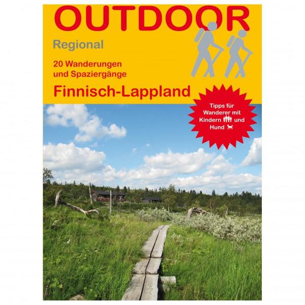 Conrad Stein Verlag - 20 Wanderungen Finnisch-Lappland - Vaellusoppaat