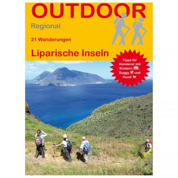 Conrad Stein Verlag - 21 Wanderungen Liparische Inseln - Vandringsguider