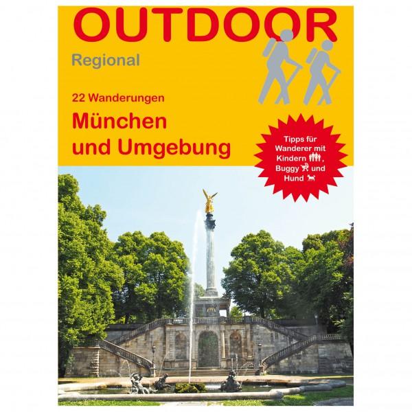 Conrad Stein Verlag - 22 Wanderungen München und Umgebung