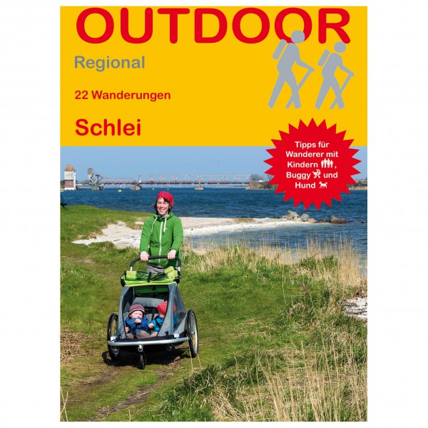 Conrad Stein Verlag - 22 Wanderungen Schlei - Wandelgidsen