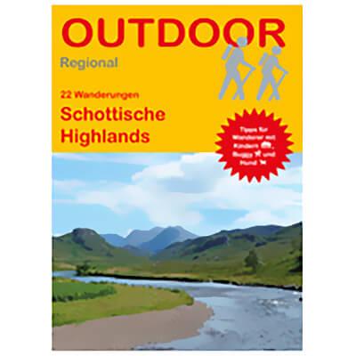 Conrad Stein Verlag - 22 Wanderungen Schottische Highlands - Walking guide book