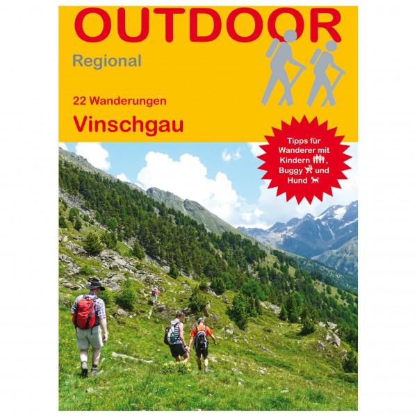 Conrad Stein Verlag - 22 Wanderungen Vinschgau - Vandreguides