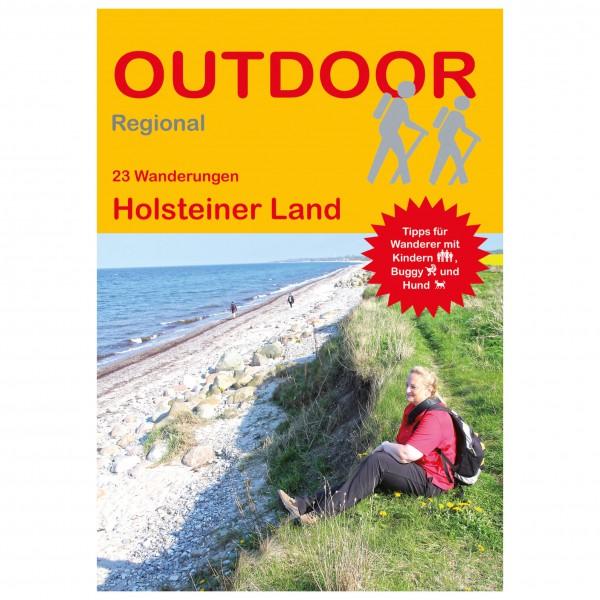 Conrad Stein Verlag - 23 Wanderungen Holsteiner Land - Walking guide book