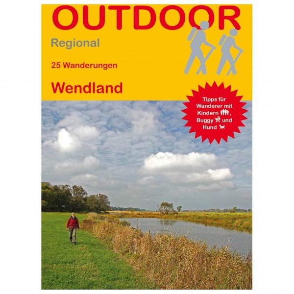 Conrad Stein Verlag - 25 Wanderungen Wendland - Walking guide book