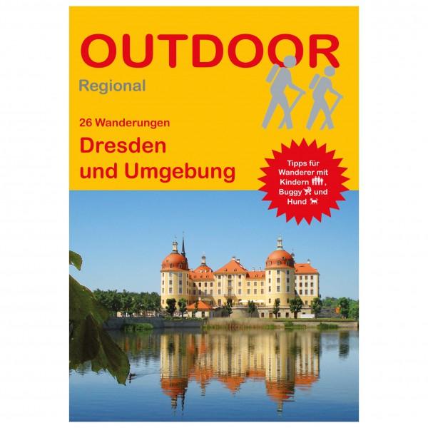 Conrad Stein Verlag - 26 Wanderungen Dresden und Umgebung - Vandringsguider