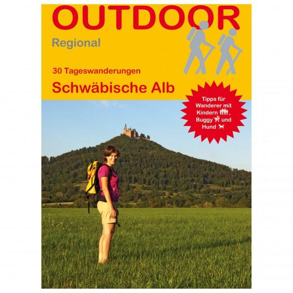 Conrad Stein Verlag - 30 Tageswanderungen Schwäbische Alb - Walking guide book