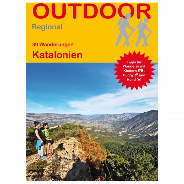 Conrad Stein Verlag - 30 Wanderungen Katalonien - Vandringsguider