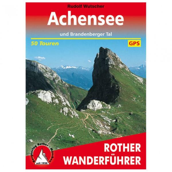 Bergverlag Rother - Achensee - Wanderführer