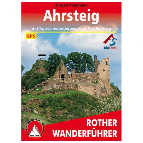 Bergverlag Rother - Ahrsteig - Walking guide book