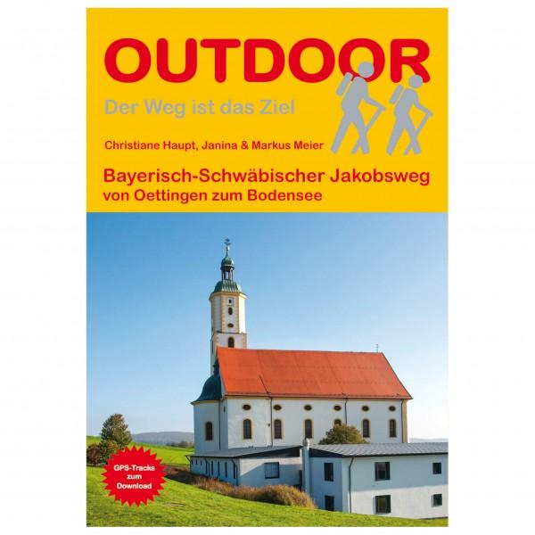 Conrad Stein Verlag - Jakobsweg von Oettingen zum Bodensee