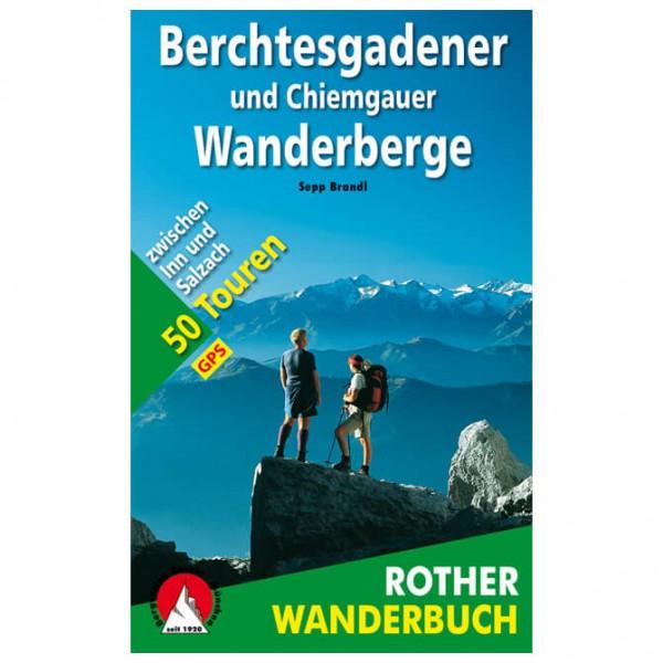 Bergverlag Rother - Berchtesgadener & Chiemgauer Wanderberge - Vandreguides