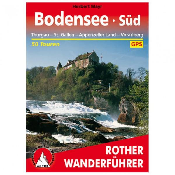 Bergverlag Rother - Bodensee Süd - Wandelgidsen