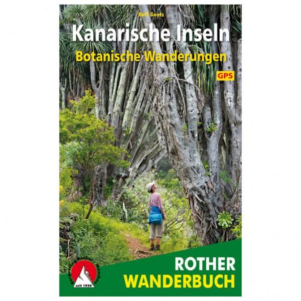 Bergverlag Rother - Botanische Wanderungen Kanarische Inseln - Wanderführer