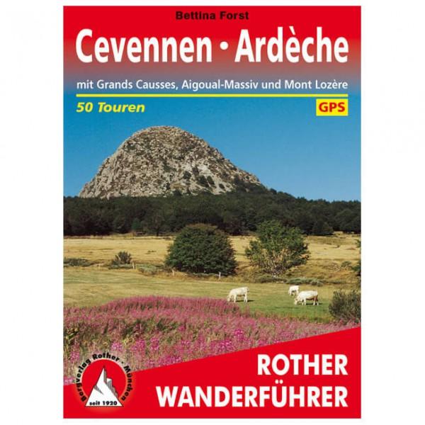 Bergverlag Rother - Cevennen · Ardèche - Wanderführer