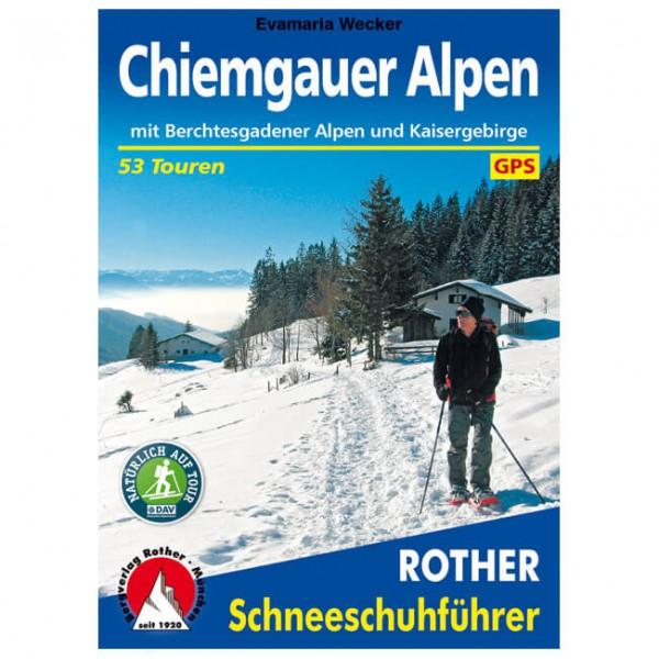 Bergverlag Rother - Chiemgauer Alpen - Wandelgidsen