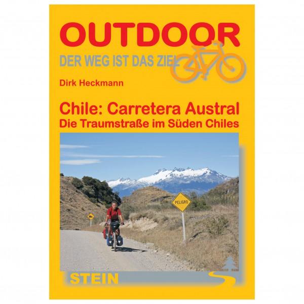 Conrad Stein Verlag - Chile: Carretera Austral - Walking guide book