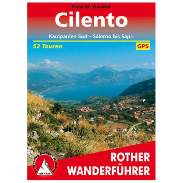 Bergverlag Rother - Cilento - Walking guide book