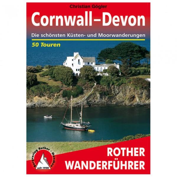 Bergverlag Rother - Cornwall - Devon - Walking guide book