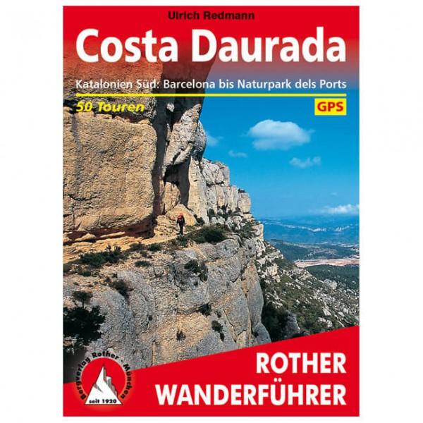 Bergverlag Rother - Costa Daurada - Wandelgidsen