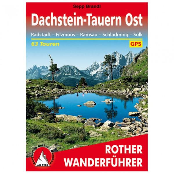 Bergverlag Rother - Dachstein-Tauern Ost - Wanderführer