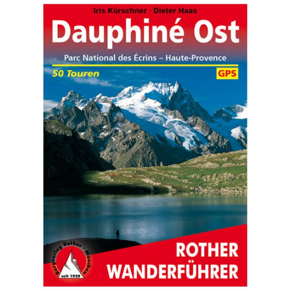 Bergverlag Rother - Dauphiné Ost - Hiking guides