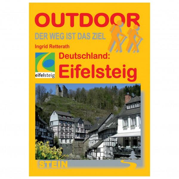 Conrad Stein Verlag - Deutschland: Eifelsteig - Vaellusoppaat