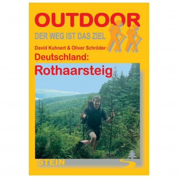 Conrad Stein Verlag - Deutschland: Rothaarsteig - Vandreguides