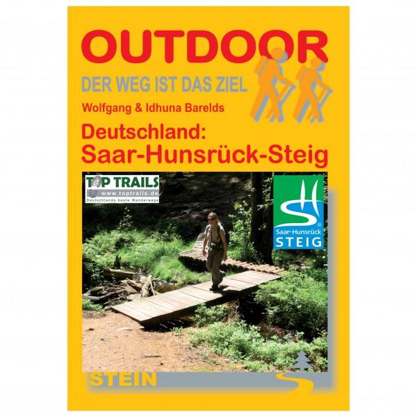 Conrad Stein Verlag - Deutschland: Saar-Hunsrück-Steig - Vaellusoppaat