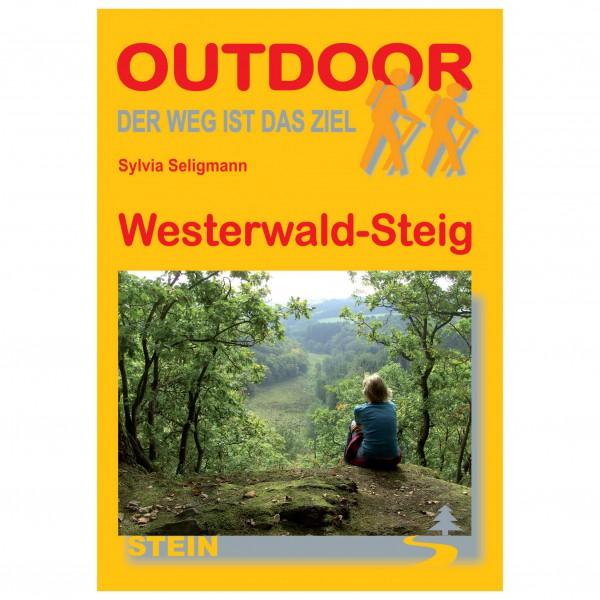 Conrad Stein Verlag - Deutschland: Westerwald-Steig - Walking guide book