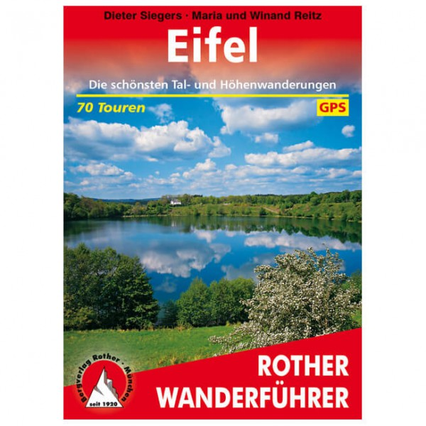 Bergverlag Rother - Eifel - Wanderführer