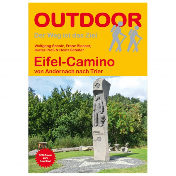 Conrad Stein Verlag - Eifel-Camino - Guías de senderismo
