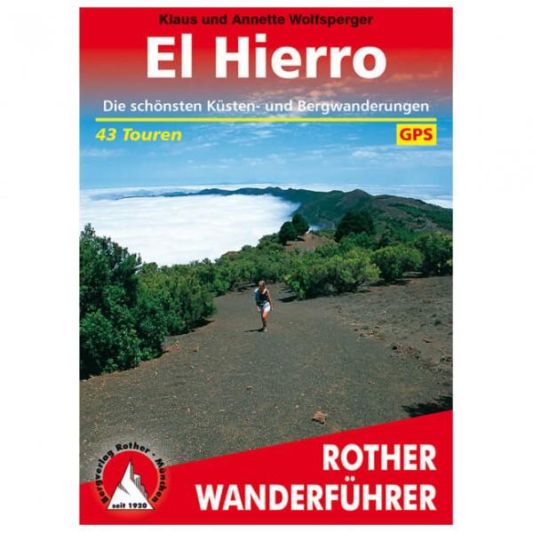 Bergverlag Rother - El Hierro - Walking guide book