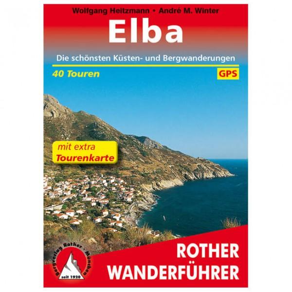 Bergverlag Rother - Elba - Vandreguides