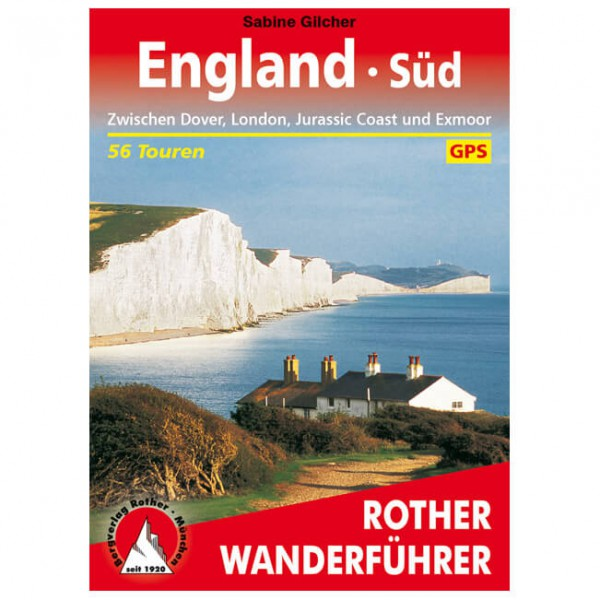 Bergverlag Rother - England Süd - Turguider