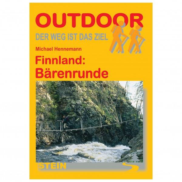 Conrad Stein Verlag - Finnland: Bärenrunde - Walking guide book