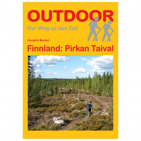 Conrad Stein Verlag - Finnland: Pirkan Taival - Wanderführer