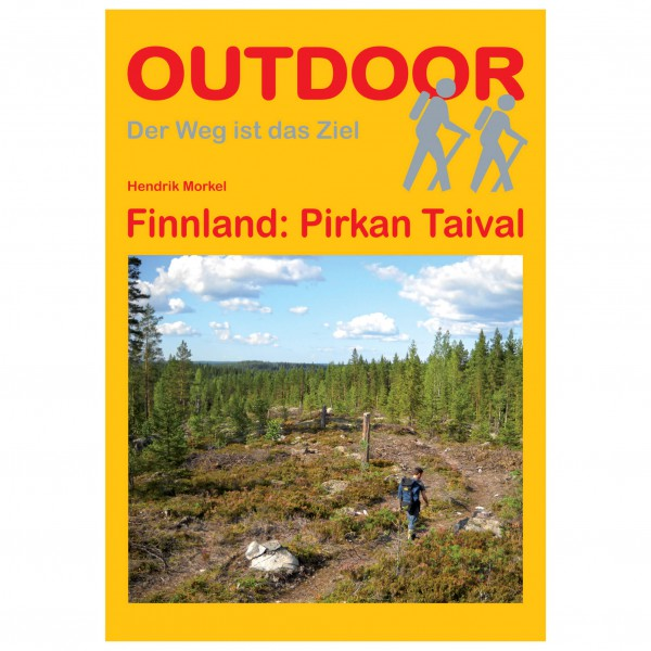 Conrad Stein Verlag - Finnland: Pirkan Taival