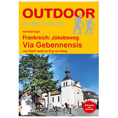 Conrad Stein Verlag - Frankreich: Jakobsweg Via Gebennensis - Vaellusoppaat