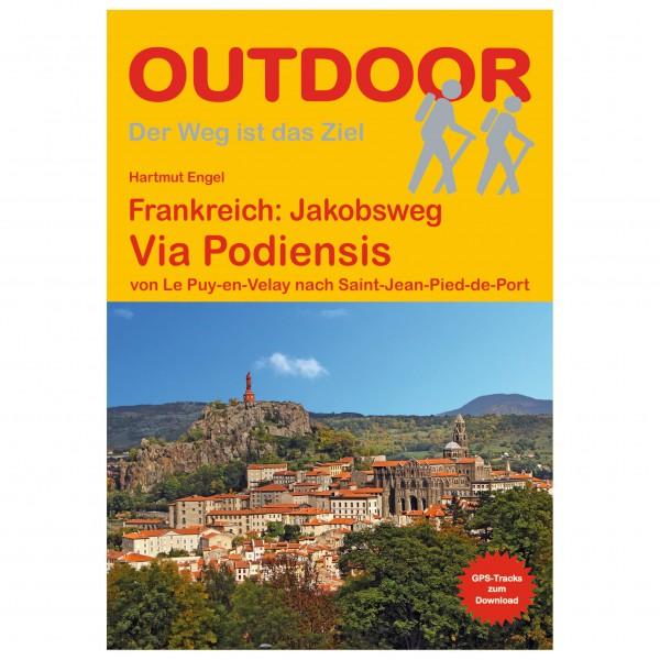 Conrad Stein Verlag - Frankreich: Jakobsweg Via Podiensis - Walking guide book