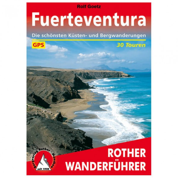 Bergverlag Rother - Fuerteventura - Vandringsguider