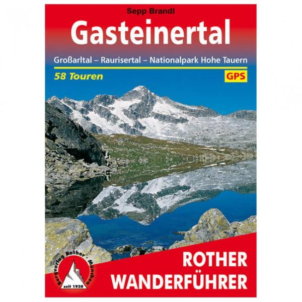 Bergverlag Rother - Gasteinertal - Vandreguides