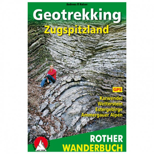 Bergverlag Rother - Geotrekking Zugspitzland - Hiking guides